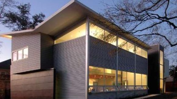 Intexure Architects Studio and Residence, Houston