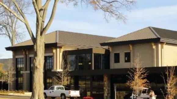 Ellis Hall Academic Building, Spartanburg, S.C.