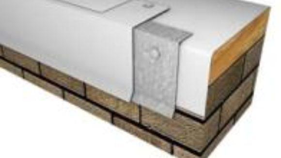 Drip edge heats installation period