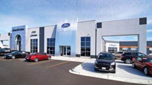Webber Family Motors, Detroit Lakes, Minn.