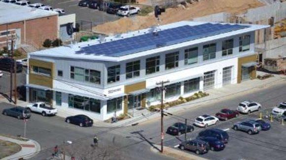 BuildSense Inc. Office Building, Durham, N.C.
