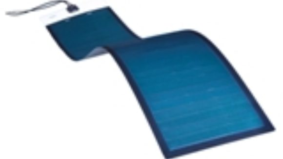 Solar modules install with adhesive