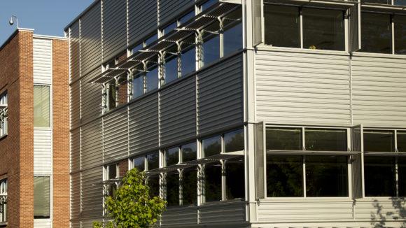 Ivy Street Center on Marist School's campus, Atlanta