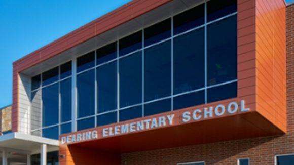 Dearing Elementary School, Pflugerville, Texas
