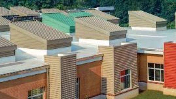 Joe P. Eblen Intermediate School, Asheville, N.C.
