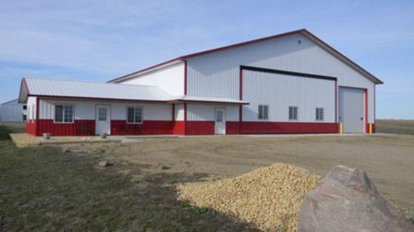 Schneider Farms' Shop, New Ulm, Minn.
