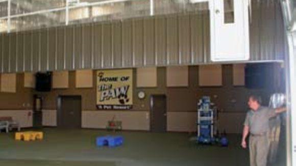 Schweiss Doors introduces Schweiss Moving Gate