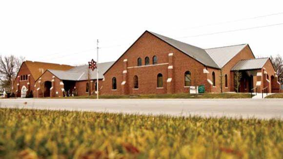 St. Joseph Church, Scott City, Kan.
