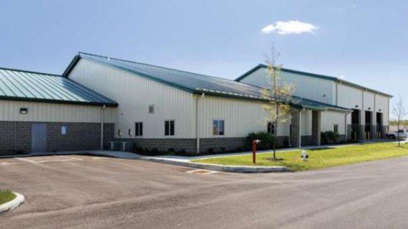 Municipal service facility, Lebanon, Ohio