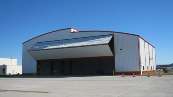 The City of Ames, Iowa's hangar, Ames, Iowa