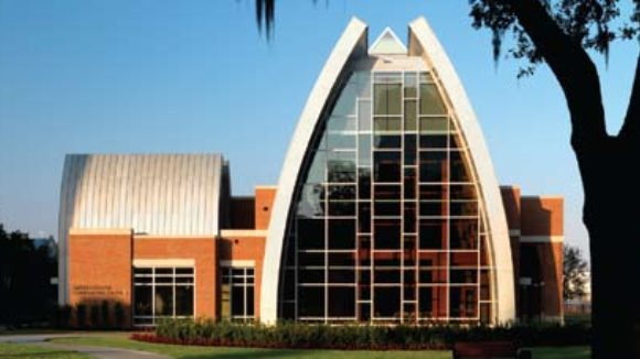 Sykes Chapel and Center for Faith and Values at the University of Tampa, Tampa, Fla.