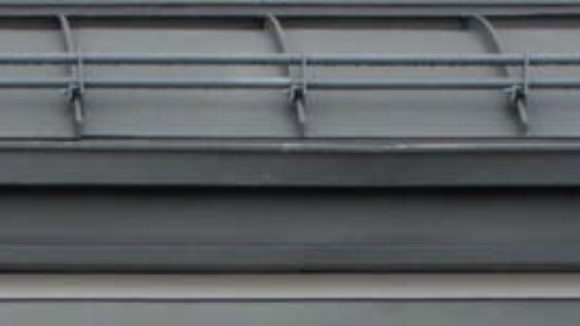 Tra-Mage's clamp system great fit for standing-seam roofs