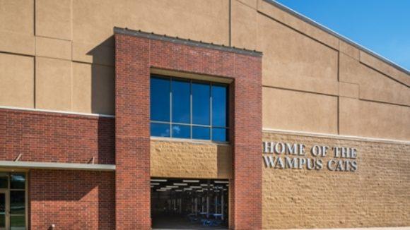Conway High School's Wampus Cat Indoor Practice Facility, Conway, Ark.