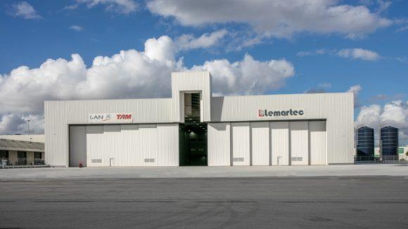 LAN Cargo S.A.'s maintenance, repair and overhaul facility, Miami International Airport, Miami