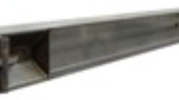 Seismic brace reduces bays