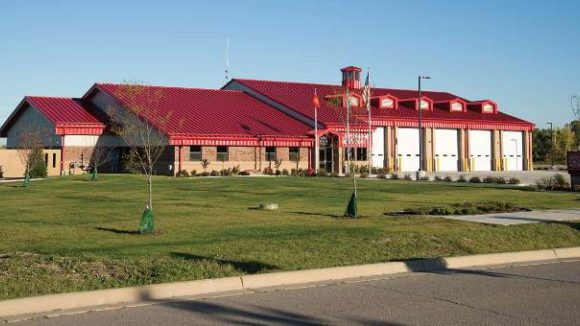 Dundee Township Fire Station, Dundee, Mich.
