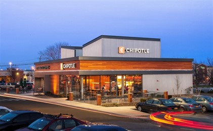 Chipotle And Starbucks Building Metal Construction News