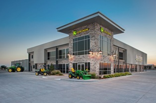 The third addition to Keating Tractor and Equipment Inc.'s operations facility utilizing Behlen Building Systems' products added 12,300 square feet to the existing 21,000 square feet.