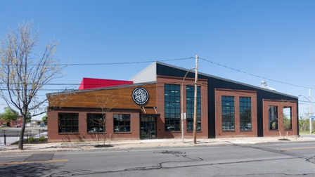 Three Heads Brewing Rochester N Y Metal Construction News