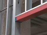 ClarkDietrich Building Systems's RedHeader RO Rough Opening System is designed for interior and exterior framing applications around nonload bearing doors and windows.