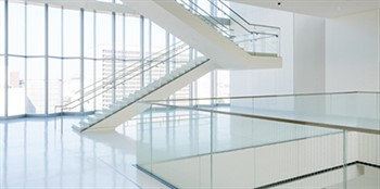 CRL Receives ICC-ES Evaluation Report for its GRS TAPER-LOC® Laminated Glass Guardrail System