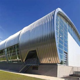 Metal Construction News Magazine Features Creating Curves