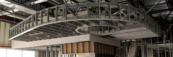 Curved Metal Framing Essentials Metal Construction News
