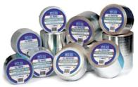 ECHOtape's All Purpose Aluminum Foil Tapes are used on seams and joints of fiberglass, aluminum-backed duct board, jacketing and for seaming reflective insulation.