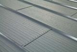 Kingspan Insulated Panels' KingZip metal roofing panel system has a single component design and one-step installation.
