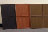 Laminators Inc. offers color-matched extrusions for its Designer Series aluminum composite panels.