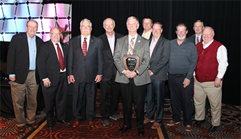 National Roofing Contractros Association, Bruce McCrory, J.A. Piper Award