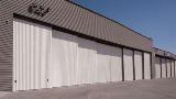 Norco Manufacturing's Bottom Rolling Door Systems may be configured as bi-parting, one-way, floating and 90 degrees.