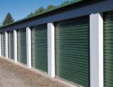 PPG Industries' DURAFORM DR polyester coil coatings are designed for two-coat application on aluminum or cold-rolled steel for garage doors and entry doors.