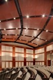 ROCKFON LLC's stone wool acoustic ceiling panels, specialty metal ceiling panels and ceiling suspension systems are available in a variety of hues and 34 Color-All colors.