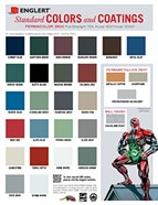 Englert Inc., New Roof Color Chart, Metal Construction News, Daily News